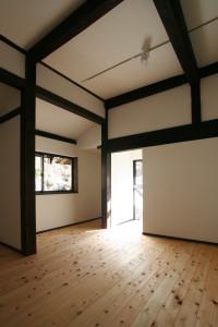 改修後北側個室