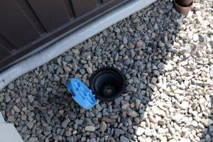 止水栓設置(建物内部用)